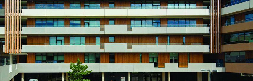 Alu timber composite window
