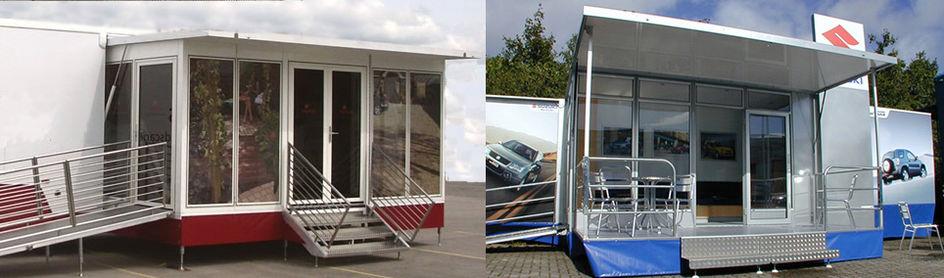 Lightweight aluminium windows