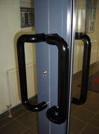 Smart Wall door handle