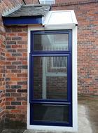 TAURUS MAX aluminium parallel window