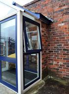TAURUS MAX aluminium casement window