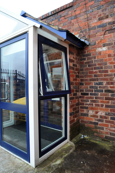 Commercial Aluminium Windows Taurus Max Atb Systems